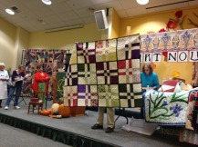 Quilt as you Go by Sandy Nelson